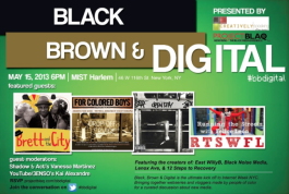 black and brown festival web series