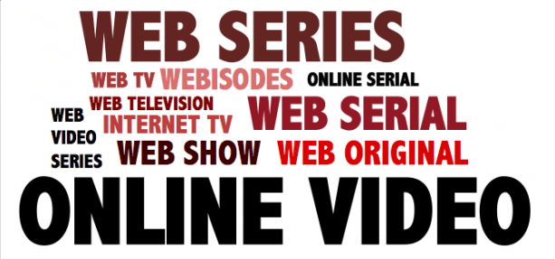 web series online video image