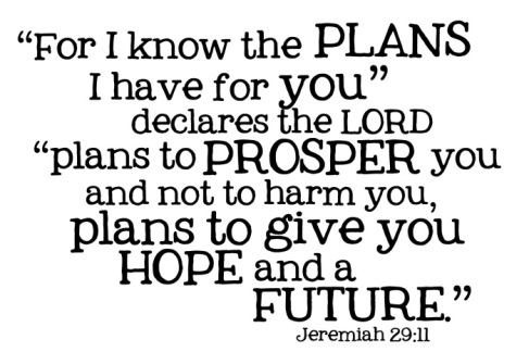 stable to have a future hope for in god jeremiah