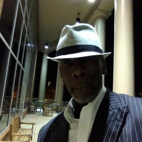William Jackson with Hat