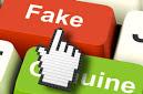 lies fake news genuine versus fake