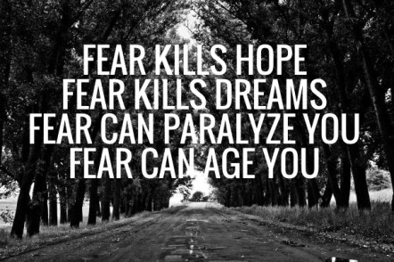 lies fear kills hopes