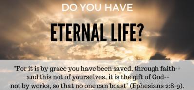 Life Eternal Life