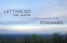 press let go to move forward