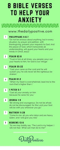 REST 8 Bible Verses