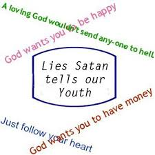 satan lies to youth