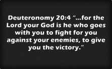 thankful for God fights for me Bible-Verses-About-Victory