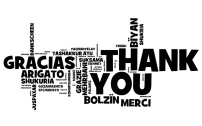 Thankful in many languages