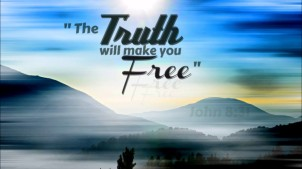 truth sets you free