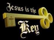 door jesus is the key