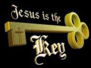 door jesus is the key