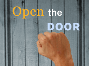 door open the door KnockonDoor
