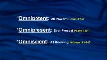 jesus defined omnipotent omniscience omnipresent image