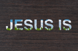 jesus is image