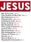 Jesus is scriptures who He is