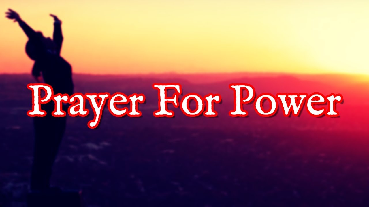 An early Monday Morning Prayer (Repost from 2010)